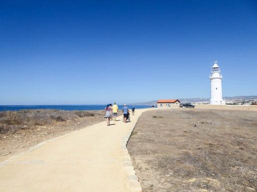 Zypern_StrandwegLeuchtturm