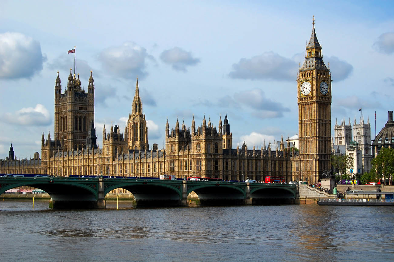 The Houses of Parliament – London