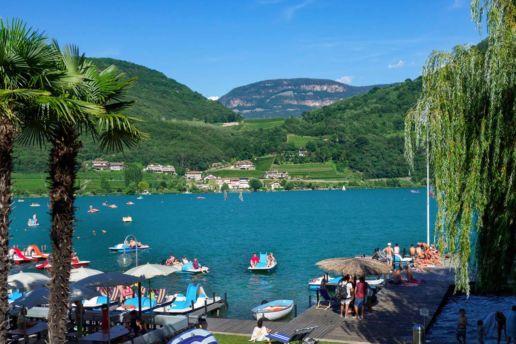 Kalterer See, Südtirol